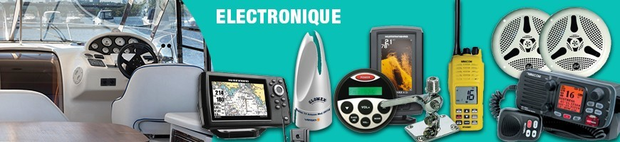 Equipements et accessoires électroniques pour bateau | Navi Discount