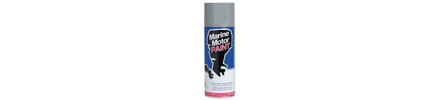 Bombe spray de peinture antifouling
