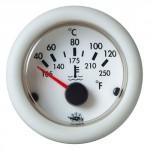 Indicateur de température d'eau