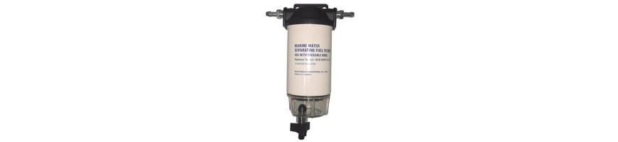 Filtre carburant avec décanteur 206 l/h