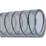 Tuyau PVC spiralé