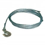 Câble de treuil acier galva