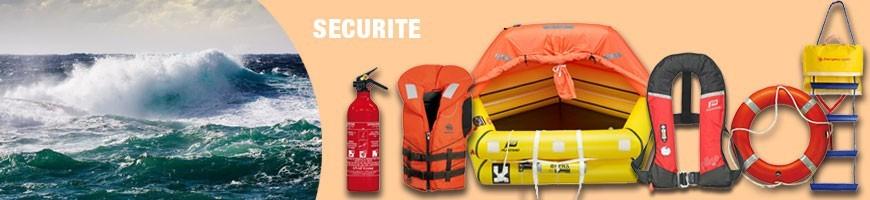 Equipements de sécurité pour bateau | Navi Discount
