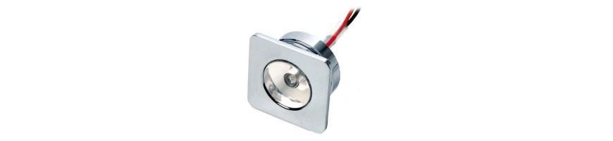 Feu de courtoisie à LED, 12 volts