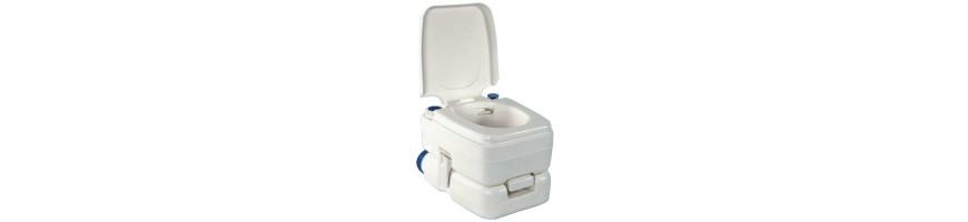 WC Chimique Portable Pour Bateau, Liquides & Produits Sanitaires