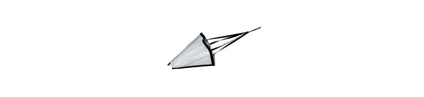 Ancre flottante, ancre parachute pour bateau