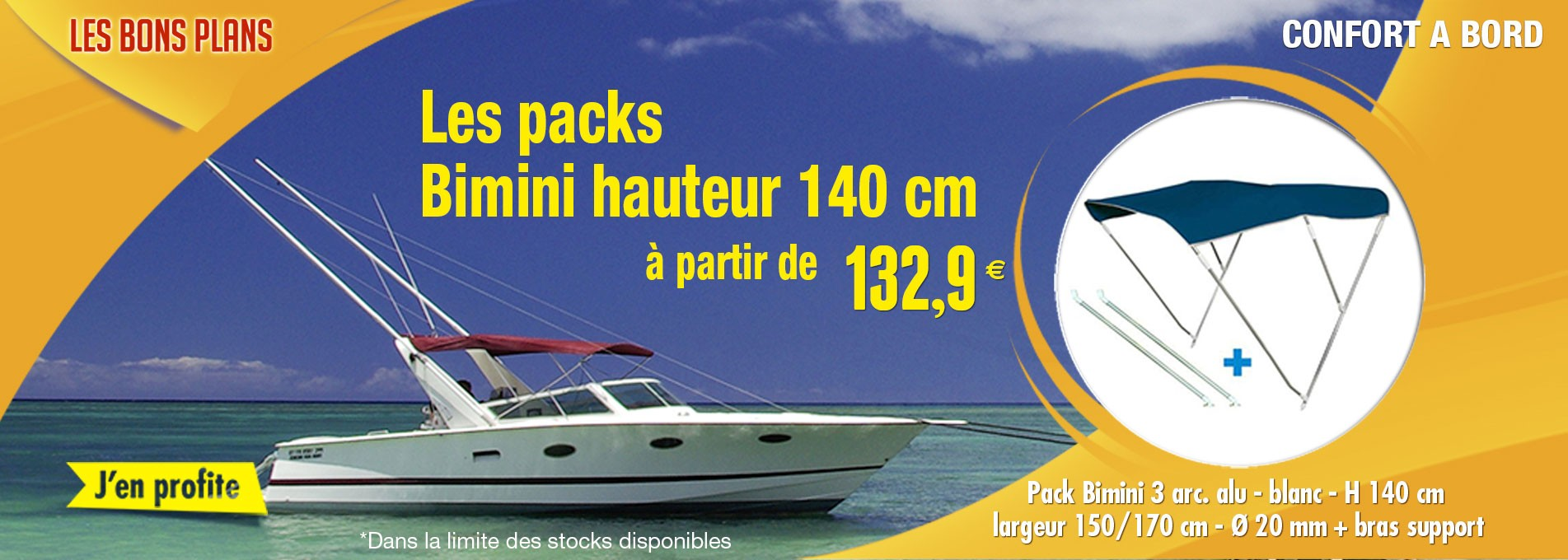 PACKS BIMINI